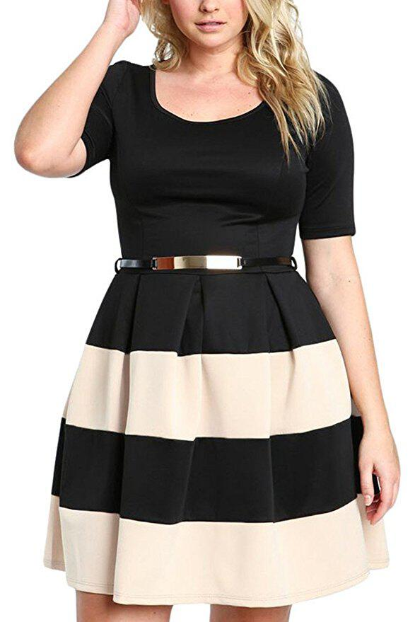 plus size dress for girls - 6 young fashionable dresses for women with curves