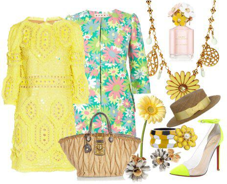 351 - Look of the Day Dress by Emilio Pucci
