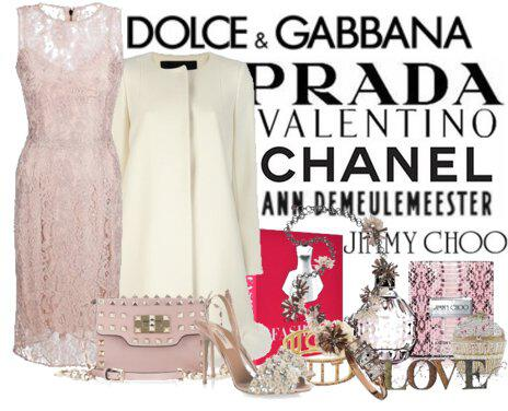 dress Dolce Gabbana - Look of the Day Dress by Dolce & Gabbana