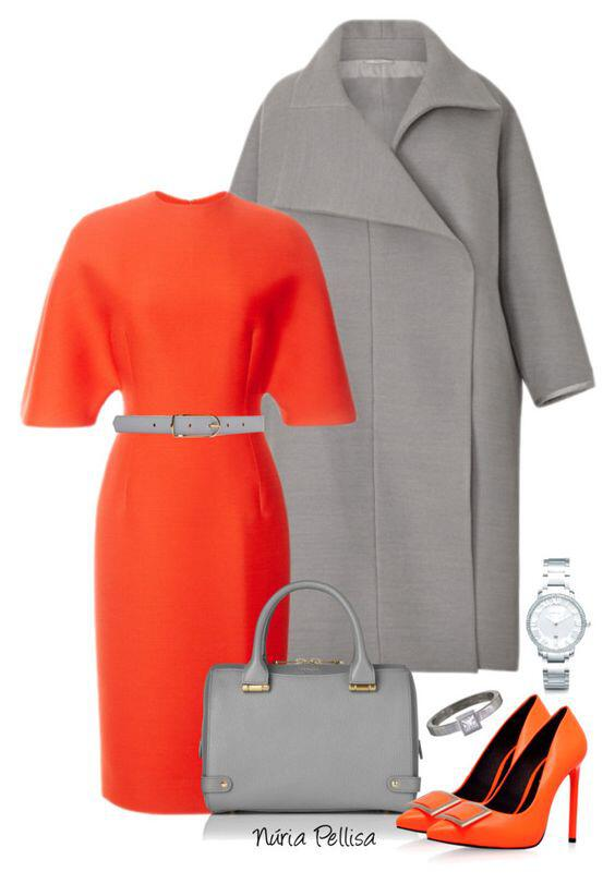 chic office outfit options 7 - 9 chic office outfit options that are not black or grey