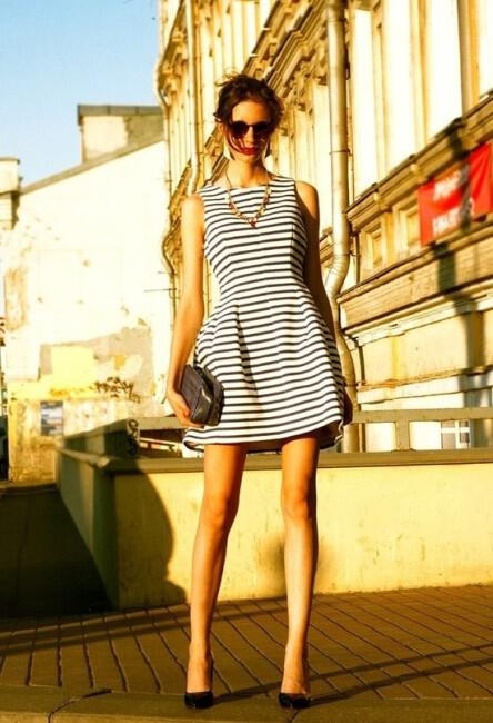 how to wear stripes1 - 6 stylish ways to wear stripes this spring