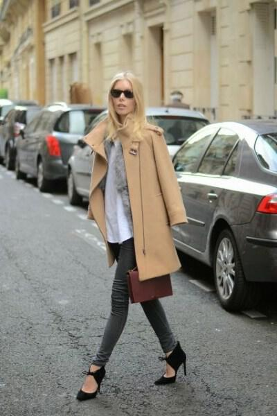 camel coat 6 - Camel coat styling tips and how to wear it