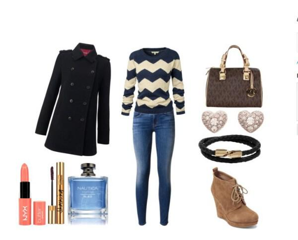 Modern casual outfit for a stylish morning appearance - Modern casual outfit for a stylish morning appearance