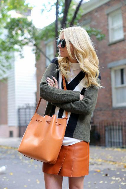 bright color handbag outfit ideas 1 - 23 bright color handbag outfit ideas