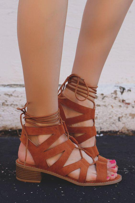 sandals ultimate summer shoes wear - Sandals, the ultimate summer shoes and how to wear them