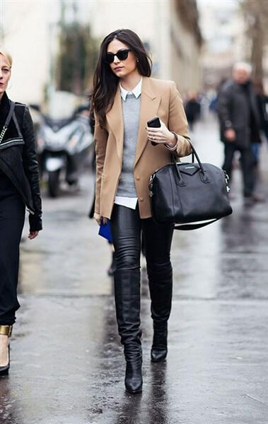 10 Perfect Street Style Fall Office Outfits To Copy Right