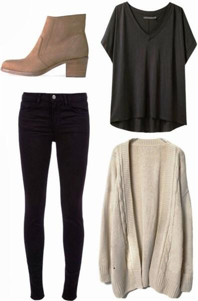 5ac4f3dcda387 14 casual fall outfits you can wear everyday - stylishwomenoutfits.com