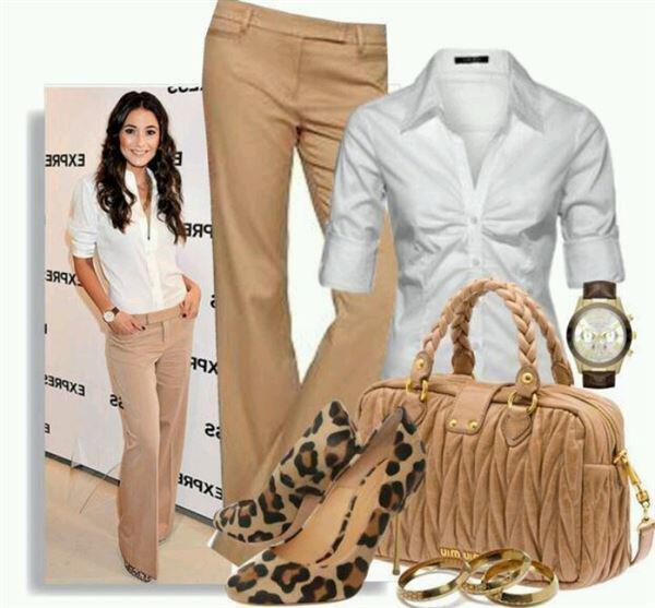 Business Casual for Women 1 - 8 business casual women outfits