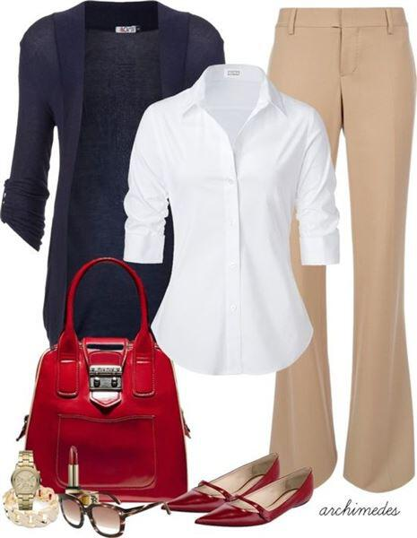business casual women outfits 6