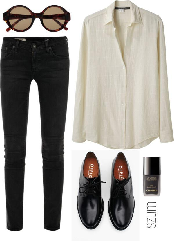5 oxford shoes spring outfits