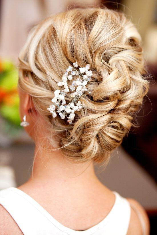 6 wedding hairstyles blondes3 - 6 wedding hairstyles for blondes