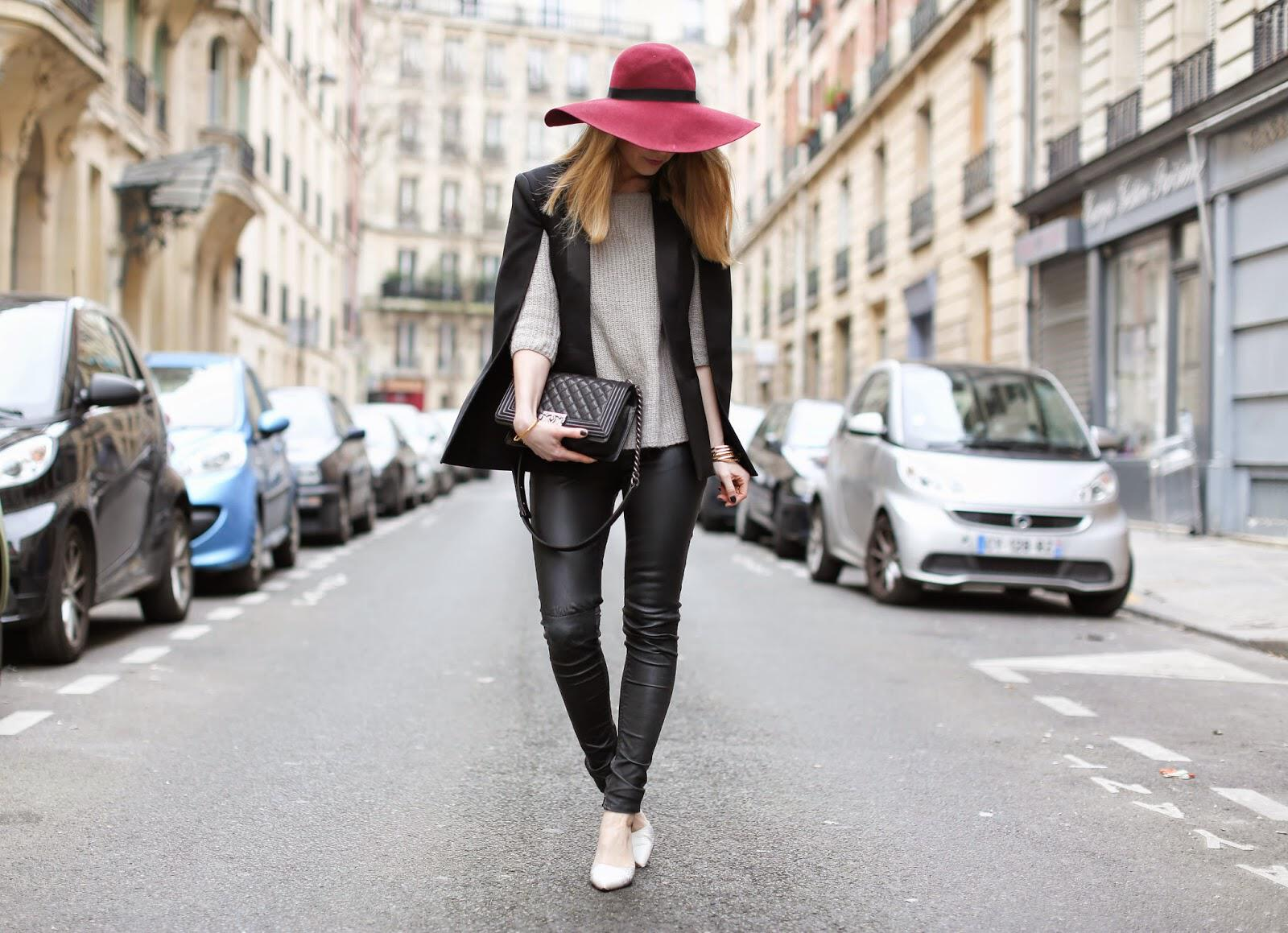 7 stylish outfits hat4 - 7 stylish outfits with a hat