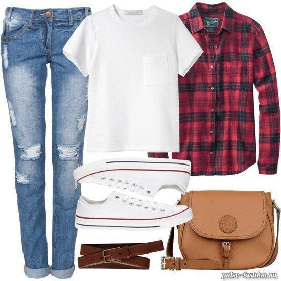 11 casual fall outfits converse shoes5 - 11 casual fall outfits with converse shoes