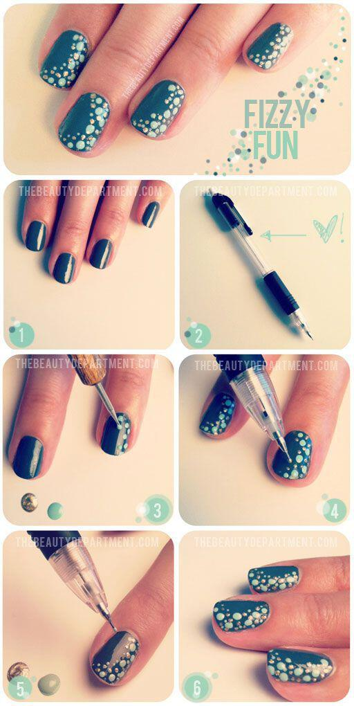 7 Cute Nail Designs Tutorials For Fall Page 8 Of 9