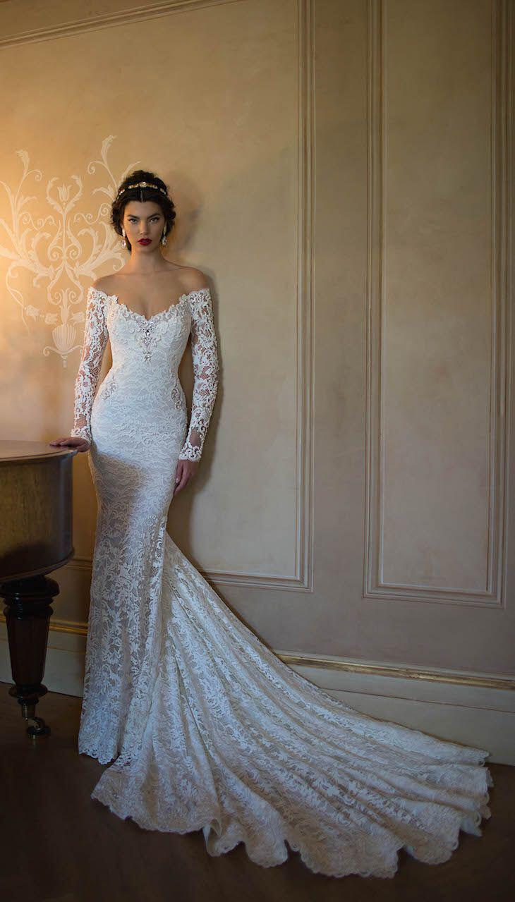 5 long sleeved bridal dresses love2 - 5 long sleeved bridal dresses that you will love
