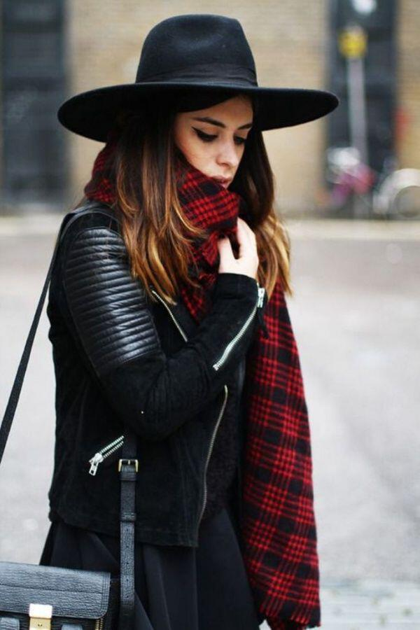 5 stylish outfits fedora hat4 - 5 stylish outfits for your fedora hat