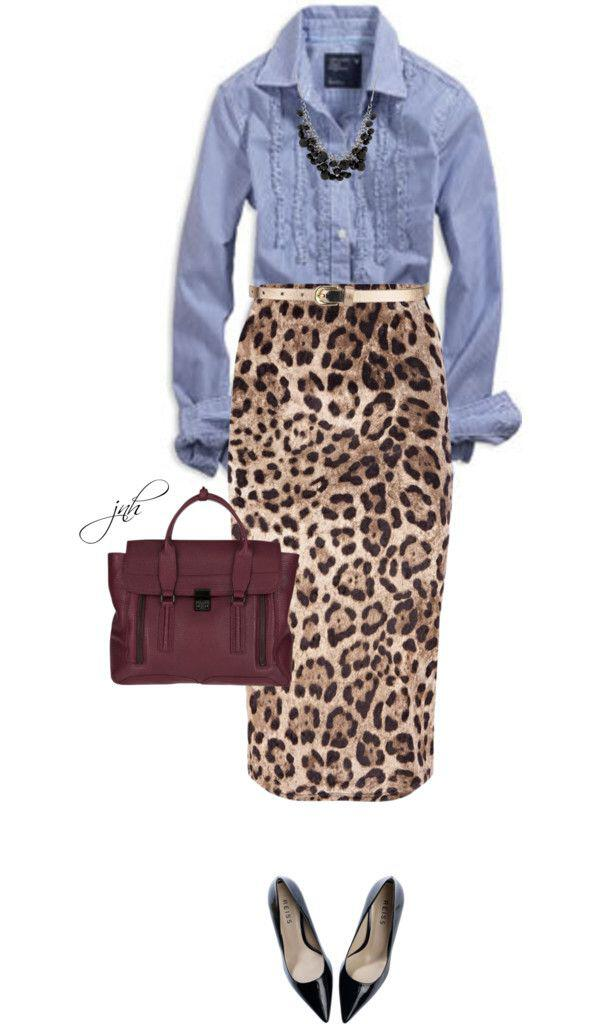 5 stylish ways wear animal print garment3 - 5 stylish ways to wear an animal print garment