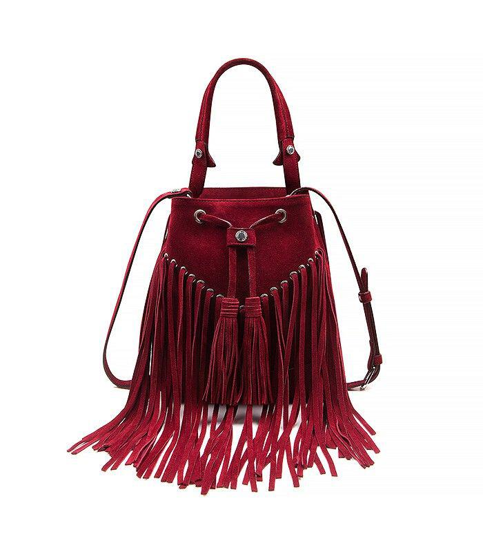 6 Fringed Bags Love2