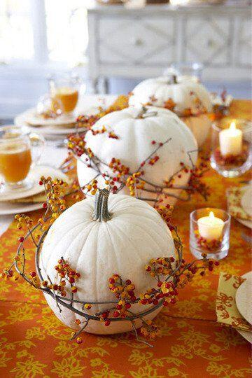 6 great ideas thanksgiving decoration1 - 19 great ideas for Thanksgiving decoration