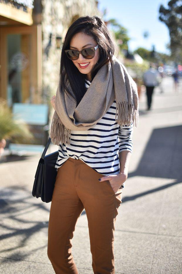 6 street style outfit ideas thanksgiving day - 6 street style outfit ideas for Thanksgiving day