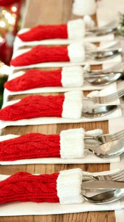5-beautiful-christmas-decoration-ideas-dinner-table