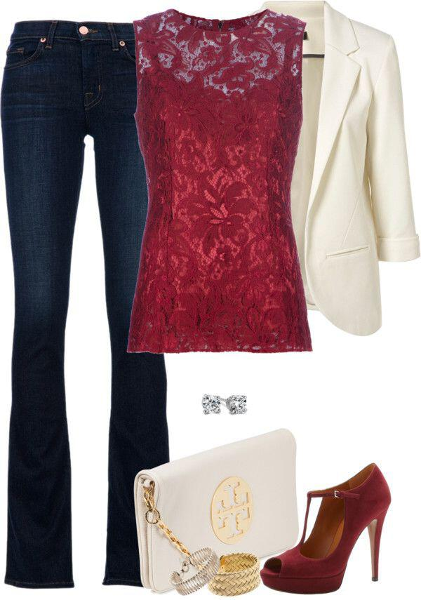 Christmas Outfits Ideas For Parties Part - 30: 6-amazing-christmas-outfits-red-shoes3
