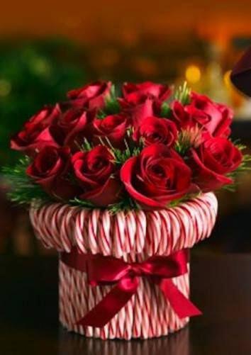 6 beautiful decoration ideas christmas wedding3 - 6 beautiful decoration ideas for your Christmas wedding
