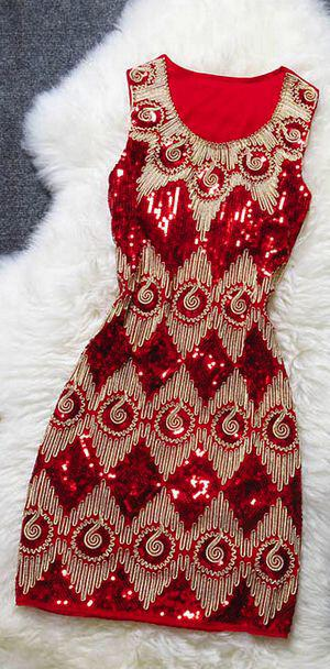 6 Sequin Dresses For Christmas Parties