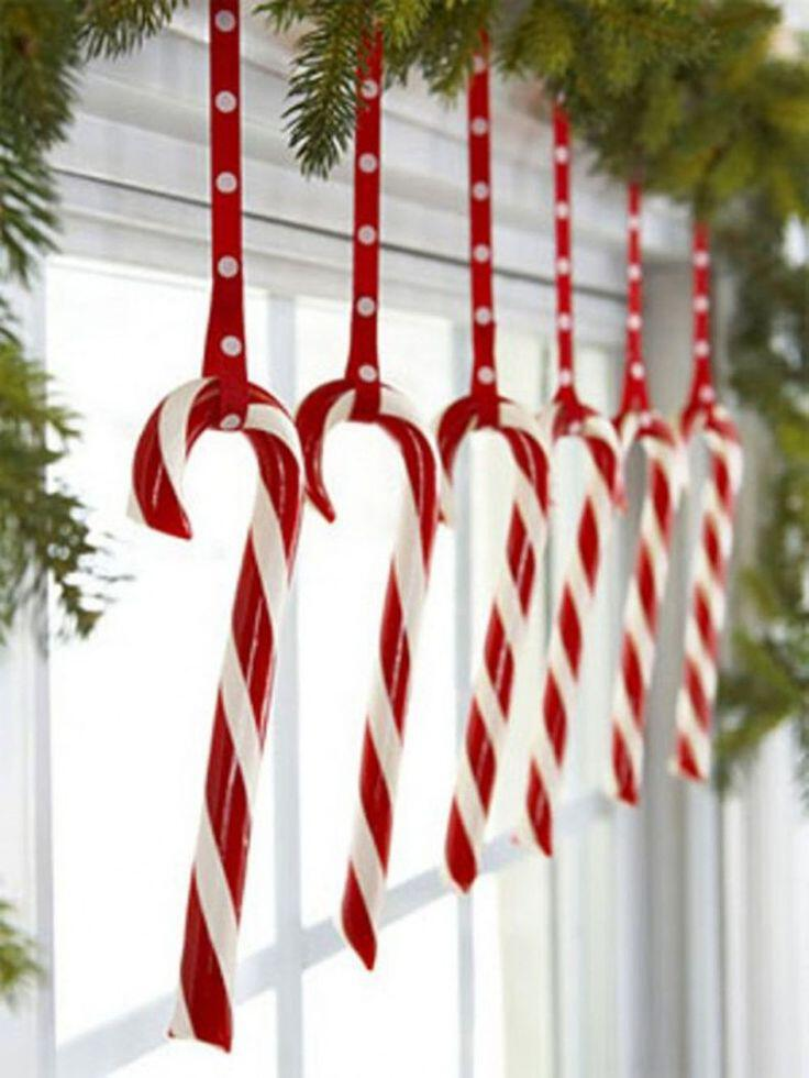 7 christmas decoration ideas kitchen6 - 7 Christmas decoration ideas for the kitchen
