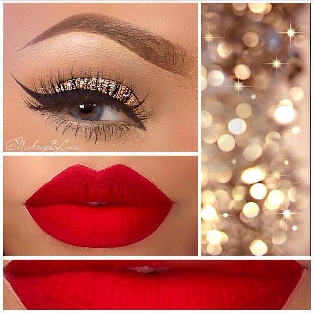 7 total beauty holiday events - 7 total beauty looks for holiday events