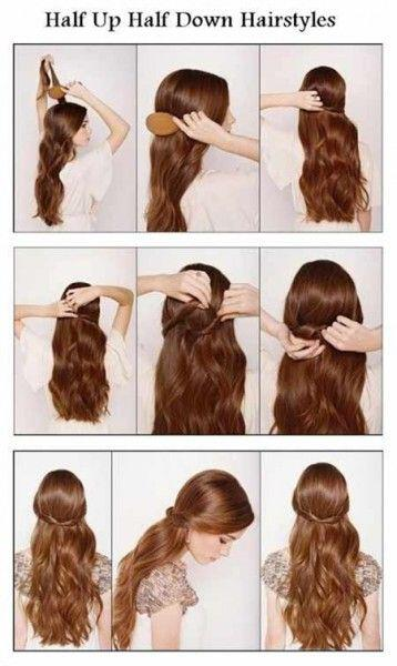 5 romantic hairstyles date evening 4 - 5 romantic hairstyles for a date evening out