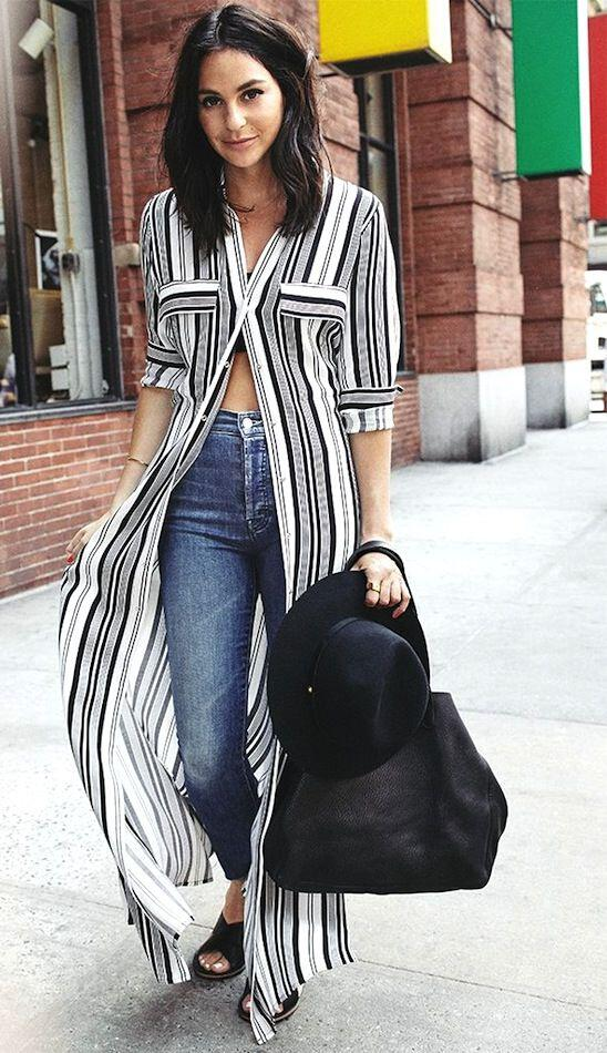 5-ways-wear-striped-maxi-dresses-winter-1