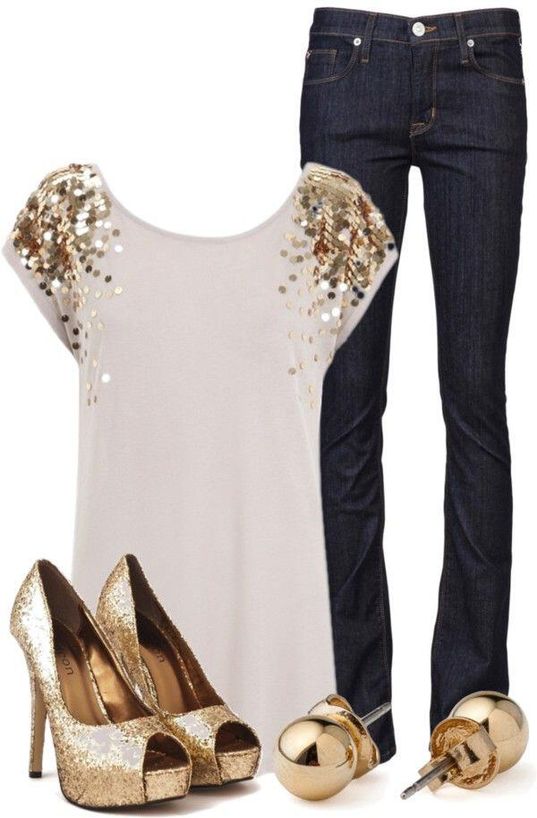 6 sequin heels copliment party outfit 2 - 6 sequin heels that copliment a party outfit