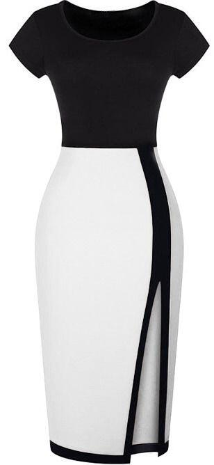 chic-dresses-black-white-3