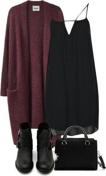 6-chiffon-dresses-chic-winter-style