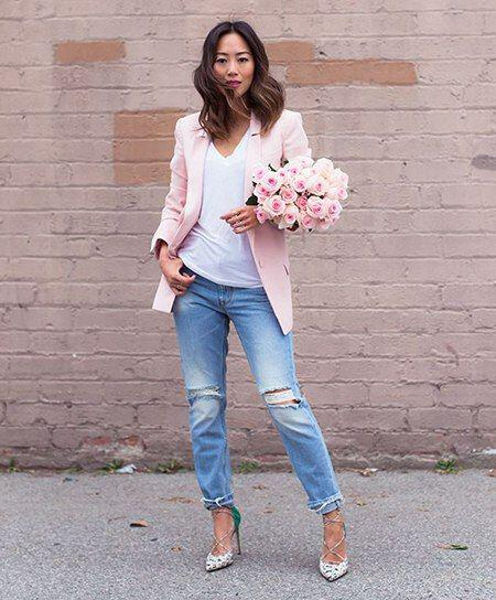 6 fashionable date outfits spring evenings 3 - 6 fashionable date outfits for spring evenings