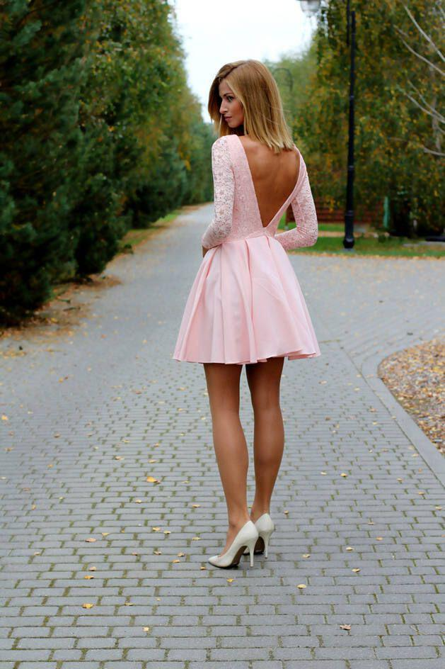 6 pink dresses for valentine's day  stylishwomenoutfits