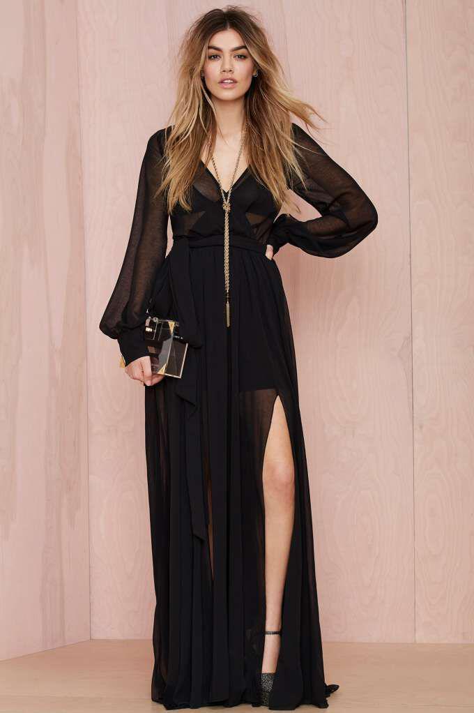 best black dresses valentines day 4 - The best black dresses for Valentine's day