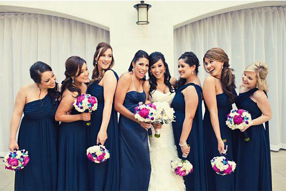 color-nails-shoes-navy-blue-dress-wedding-6