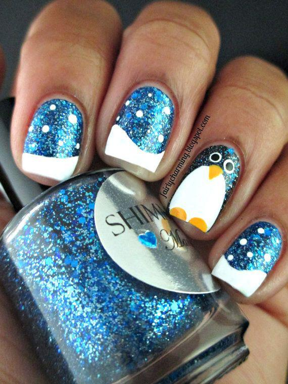 Smart Ways To Do Fun Nails During Winter Page 4 Of 6