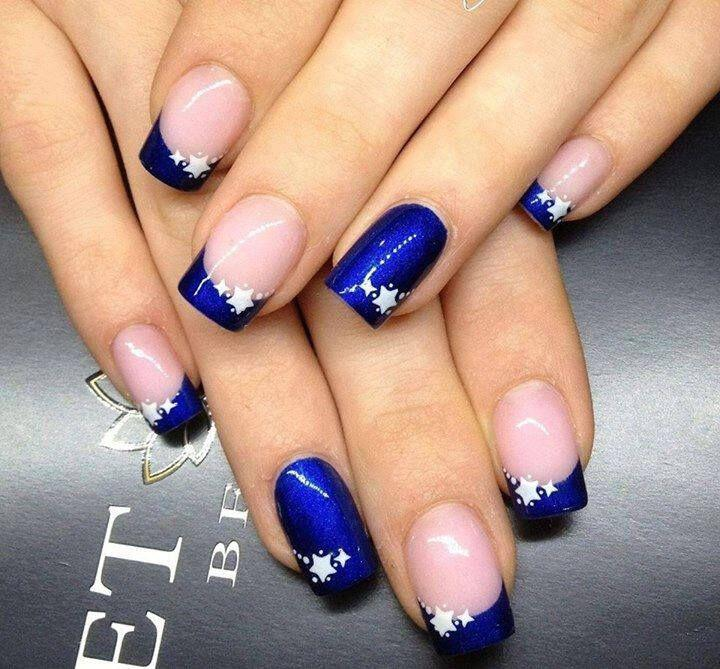 Smart ways to do fun nails during winter - stylishwomenoutfits.com