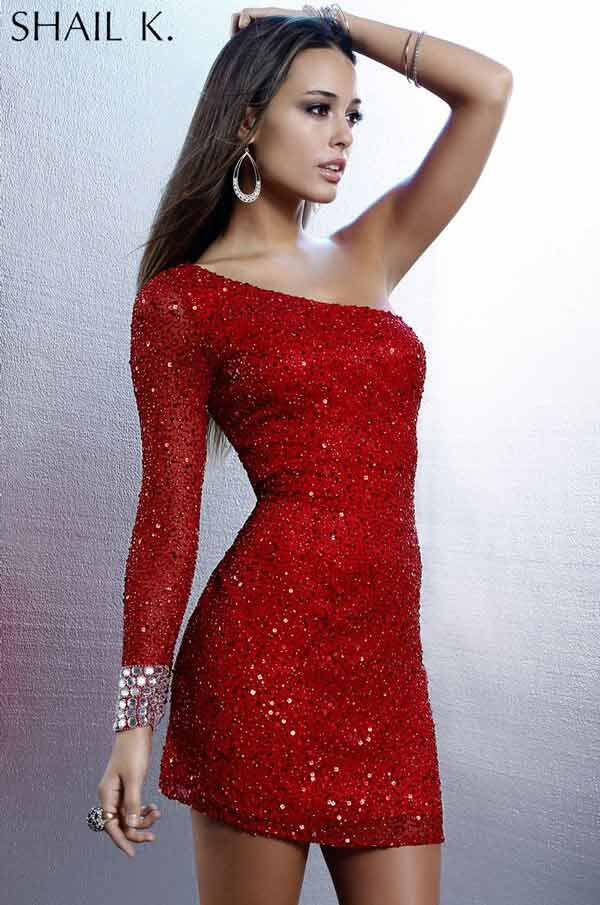 stylish red dresses valentines day 2 - The most stylish red dresses for Valentine's day