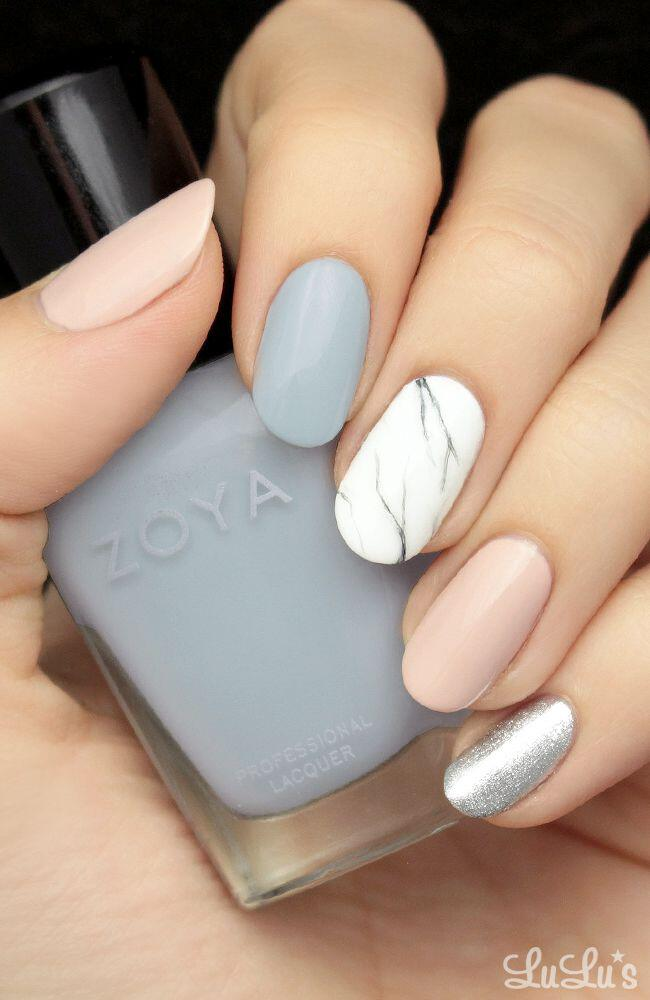 beautiful pastel manicure ideas spring 1 - 7 beautiful pastel manicure ideas for spring