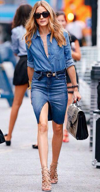 6-stylish-outfits-denim-skirts-2