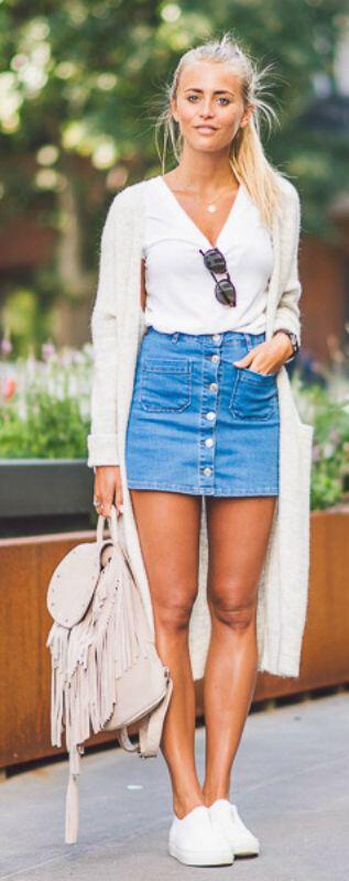 6-stylish-outfits-denim-skirts