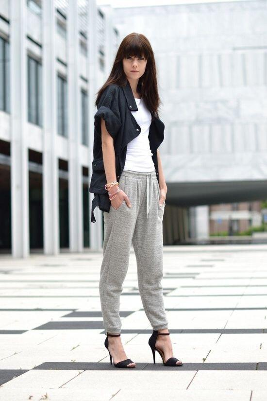 athleisure-101-how-to-stylishly-wear-sweatpants-with-heels-1