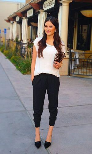 athleisure-101-how-to-stylishly-wear-sweatpants-with-heels-5
