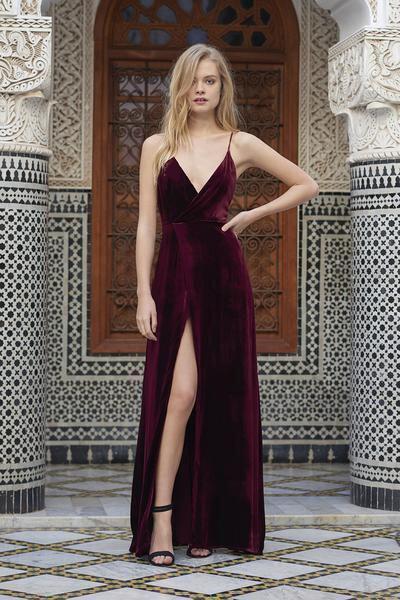 15 velvet dress options that will make you look amazing in new years eve 13 - 15 velvet dress options that will make you look amazing in New Years Eve