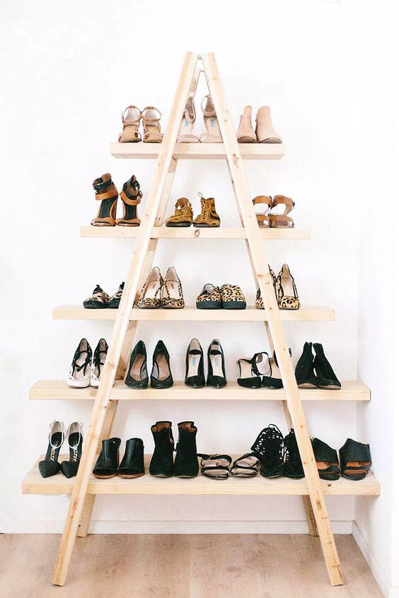 7 stylish and affordable ways to display your shoes - 7 stylish and affordable ways to display your shoes