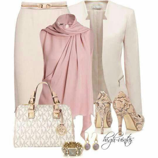 11 classy spring outfits with a pastel blouse 2 - 11 classy spring outfits with a pastel blouse